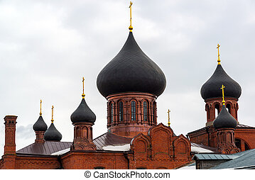 Kazan, Russia. Old Believer Church of Intercession of the...