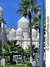 mesquita, Abu, el, abbas, masjid