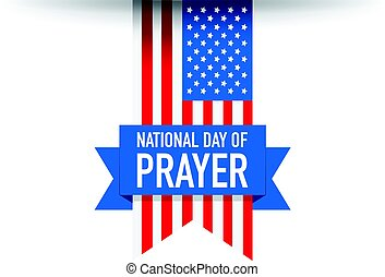 National day of pray use flag