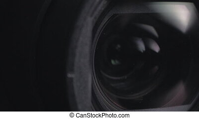 Compact zoom lens - close up zoom lens of compact camera