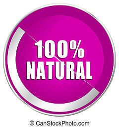 Natural web design violet silver metallic border internet...