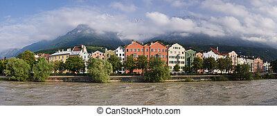 Innsbruck downtown, Austria