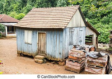 Small Wood Farm House