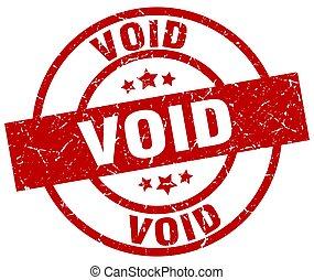 void round red grunge stamp