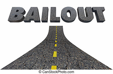 Road to Bailout Automotive Transportation Industry Financial...