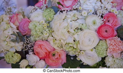 flowers hall decoration for wedding
