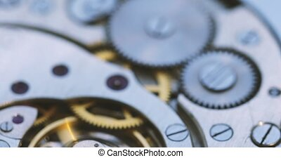 Vintage Watch Gears