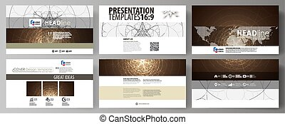 Business templates in HD format for presentation slides....