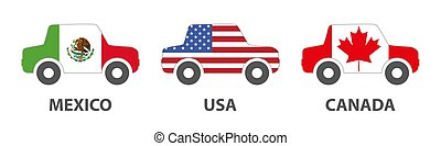 mexico usa canada car products - mexico usa canada car...