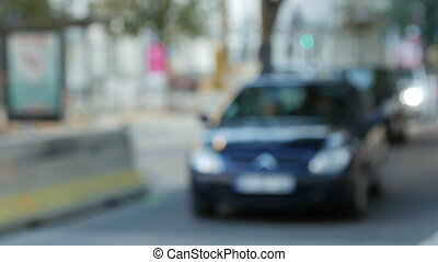 OUT OF FOCUS: Traffic in France