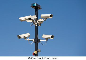 Groep, Veiligheid, Cameras