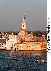 San Giorgio Maggiore - The Basilica of San Giorgio Maggiore...