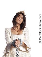 bride trapped into marriage - sad bride trapped into...