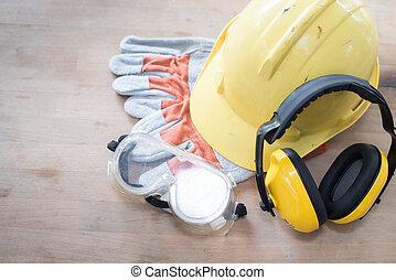construção, segurança, padrão