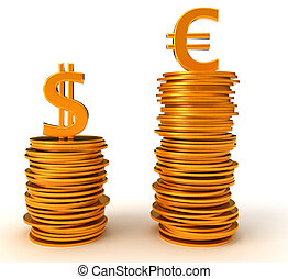 Euro Currency advantage over US dollar