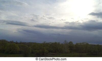 Sky nature rain clouds