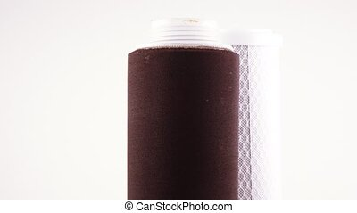 Carbon filter for water - The filter for drinking water...