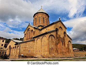 Samtavro Transfiguration Orthodox Church, Georgia - Samtavro...
