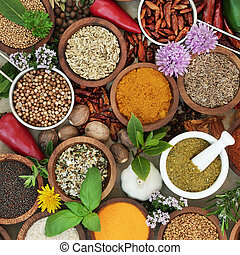 Spice and Herb Seasoning
