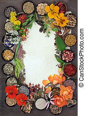 Herbal Medicine Selection - Herbal medicine selection of...