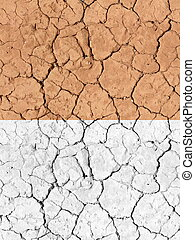 Tilable Texture - Dry Desert Ground - burst dry desert...