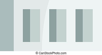 Building block icon isolated - Building block icon flat...