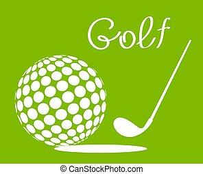 Image golf ball