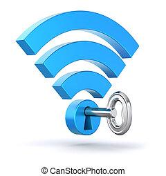 WiFi concept