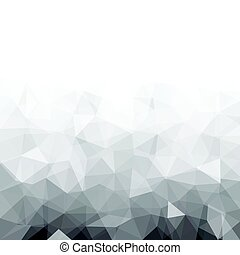 Gray geometric texture abstract background. - Gray geometric...