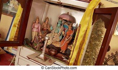 Indian God