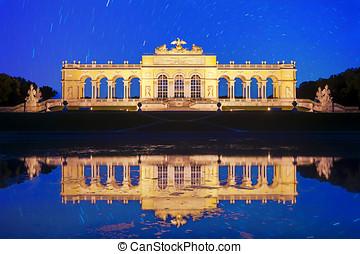 Gloriette at Schonbrunn Vienna, Austria