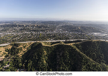 Northeast Los Angeles Aerial