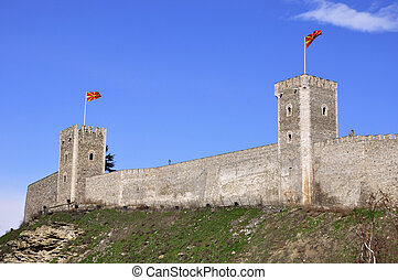 Medieval Citadel - Medieval Fortress also known as Kale near...