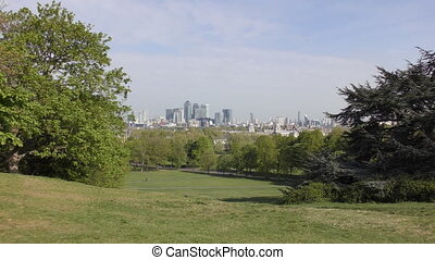 London. View of the central area. - London. England. United...