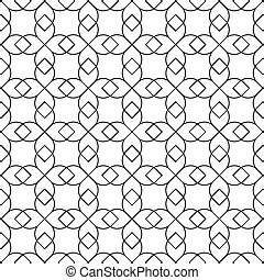 Lace vector pattern. Can be used as wallpaper, background...