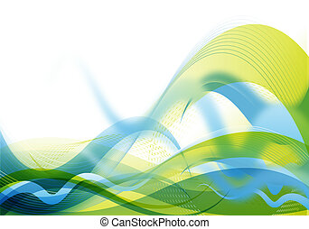 futuristic abstract background