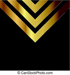 abstract gold design on blackboard texture 0404