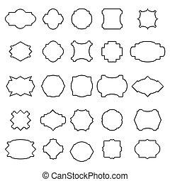 set of simple frames