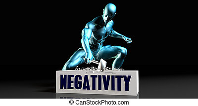 Get Rid of Negativity and Remove the Problem