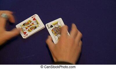 Card Trick, Casino