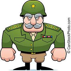 militar, geral