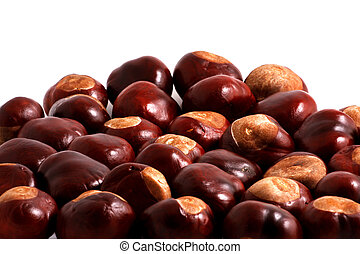 Chestnuts - Composition of chestnuts