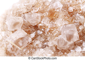 calcite mineral texture