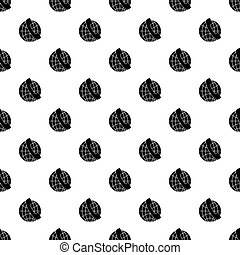 Handset and globe pattern vector - Handset and globe pattern...
