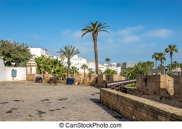 Fortress Skala in Casablanca - Morocco - Fortress Skala in...