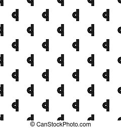 Road junction pattern vector - Road junction pattern...