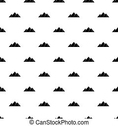 Pyramids in Giza pattern vector - Pyramids in Giza pattern...