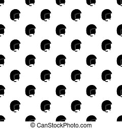 Safety helmet pattern vector - Safety helmet pattern...