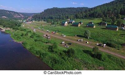 Kapova cave, Shulgan tash nature reserve, Bashkortostan,...