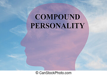 Compound Personality - mental concept